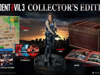 Europe to get Resident Evil 3 Collector's Edition with Jill figure