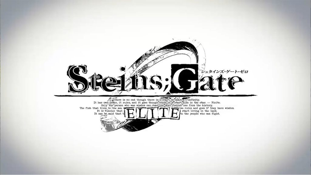 Steins;Gate 0 for Switch announced by Mages 1