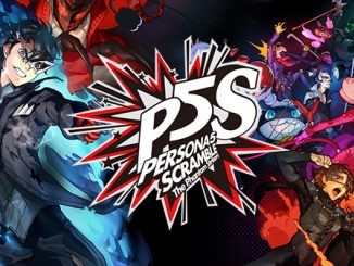 Persona 5 Scramble: The Phantom Strikers demo available in Japan